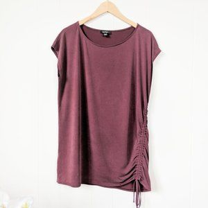 ~ 🌞 50% Off ~ Lord & Taylor Maroon Shirt Size XL